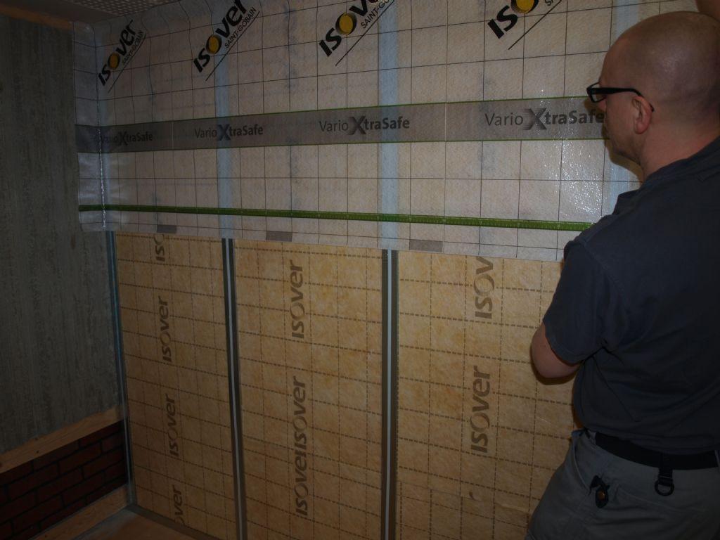 Isoler votre mur ext rieur par l int rieur bbm for Isoler mur exterieur