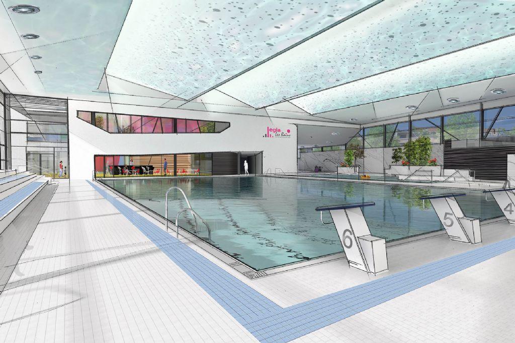 piscine de jonfosse bbm. Black Bedroom Furniture Sets. Home Design Ideas